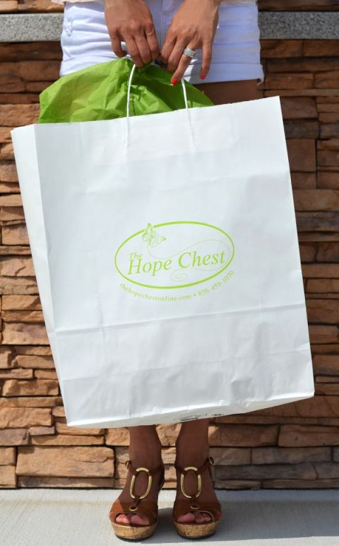 Fine and Feathered The Hope Chest