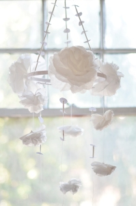 Fine and Feathered Pajaki Chandelier