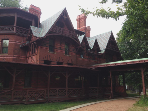 Fine and Feathered // Mark Twain House
